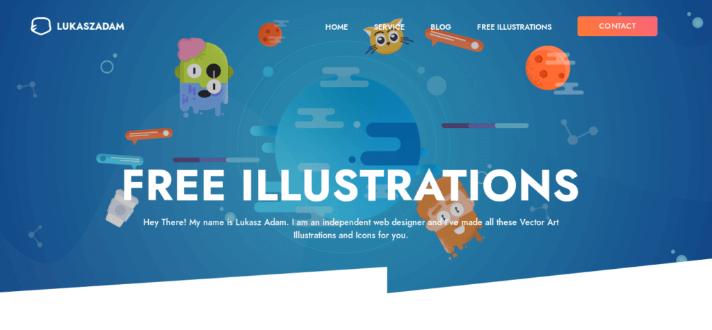 Top free illustrations
