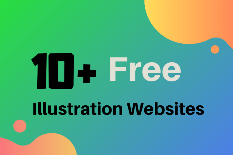 Top free illustration website