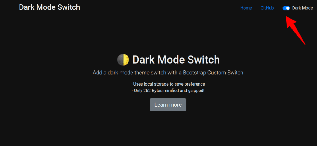 The ultimate guide to dark mode(2020): For Developers 18 » Csspoint101