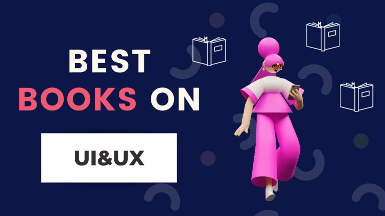 Best Books on UIUX